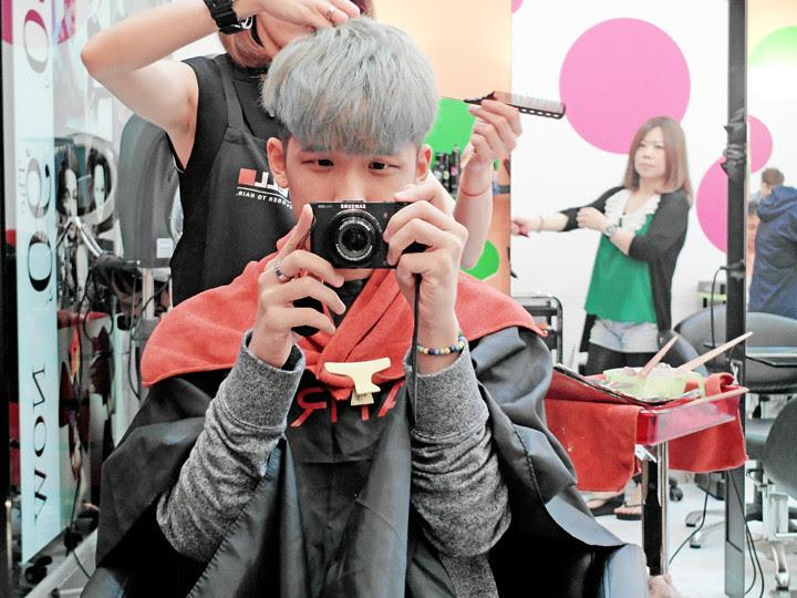 typicalben grey hair