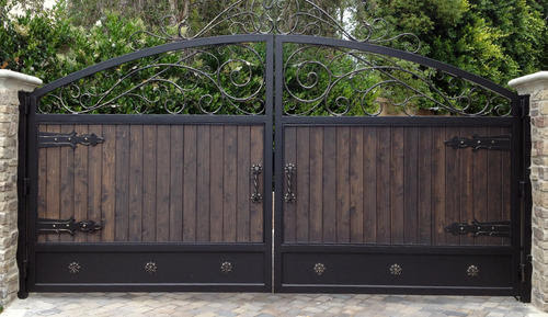 Wrought Iron Wrought Iron Gate Manufacturer From Mumbai