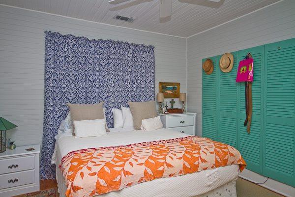 beautiful, tropical bedrooms