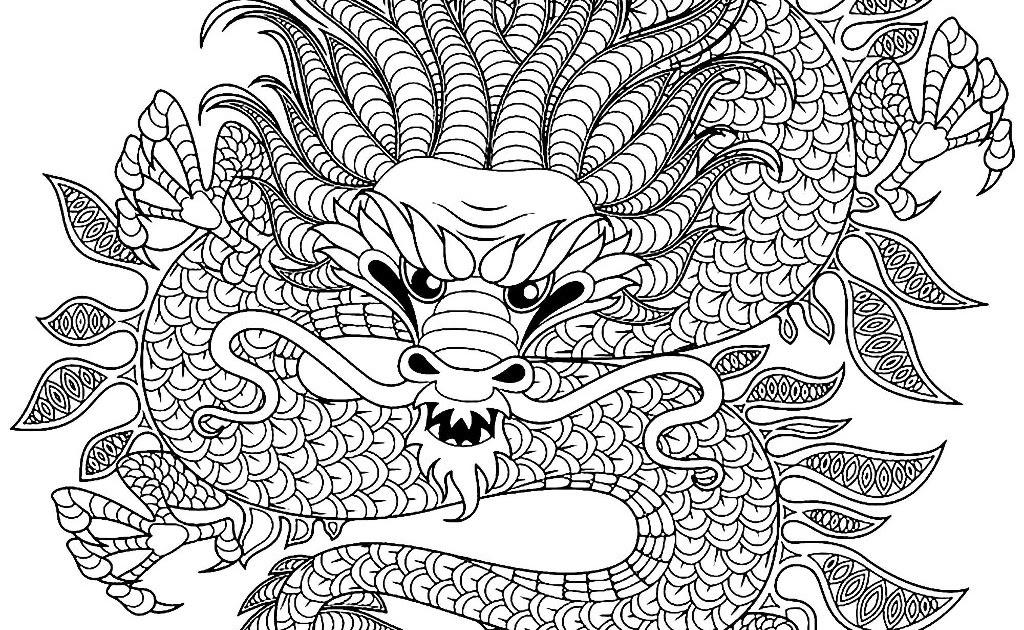 drachen mandala zum ausdrucken - besten bilder von ausmabilder