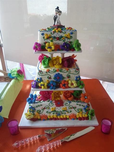 Traditional mexican wedding cakes   idea in 2017   Bella