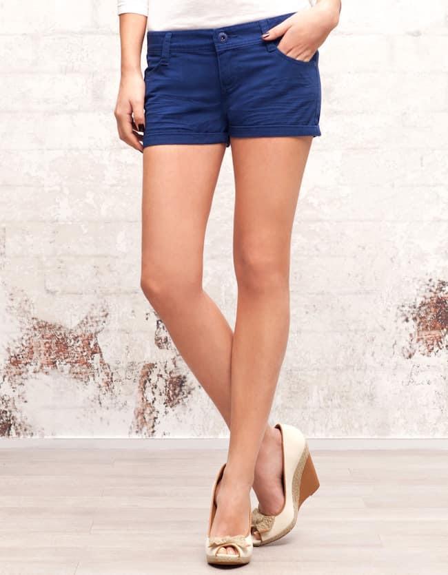 Basic coloured shorts