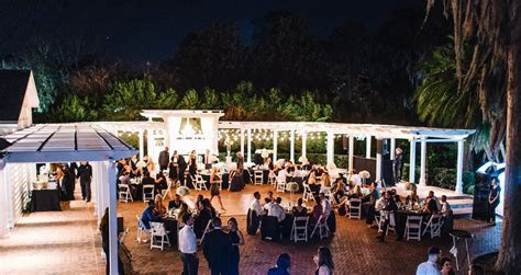 Cypress Grove Wedding in Orlando   White Rose Entertainment