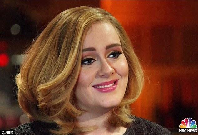 Explicação: Enquanto ela disse que estava mais feliz, a estrela disse que ela ainda é a mesma pessoa, e a canção Olá é voltar com ela mesma e se reconectar com seus fãs