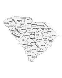 Image Result For South Carolina Road Map