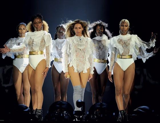 Beyoncé durante primeiro show de sua nova turnê mundial (Foto: Frank Micelotta/Parkwood Entertainment via Getty Images)