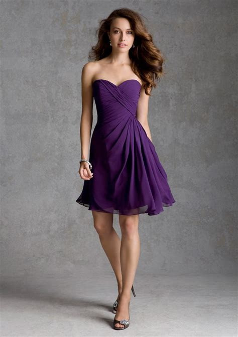 23 Perfect Short Bridesmaid Dresses ? The WoW Style