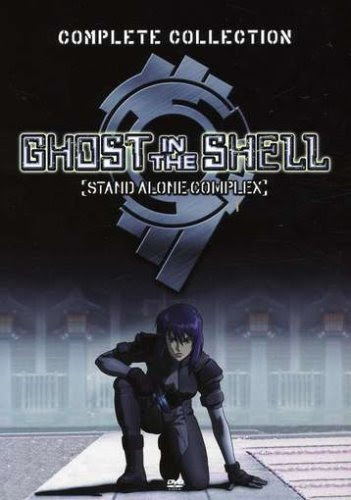 Ghost in the Shell: Stand Alone Complex  Anime-Planet