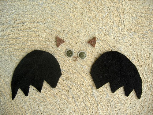 bat embellishments