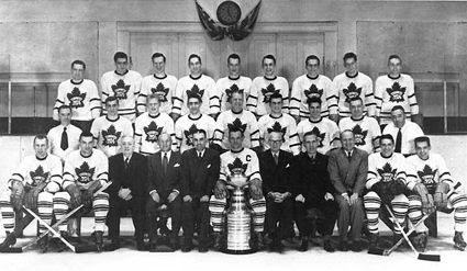 1950-51 Toronto Maple Leafs