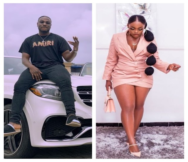 I GO LOVE O!! After Weeks Of Speculations, Singer Peruzzi Confirms His Relationship With Ceec