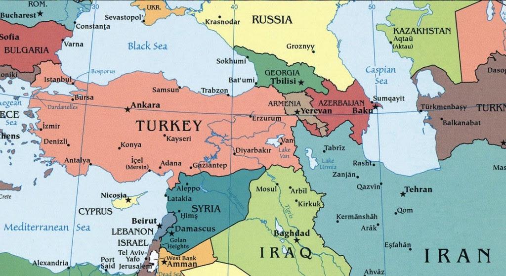 Μ. Ανατολή – Τουρκία: Νεκροταφείο μεγαλοϊδεατισμού…