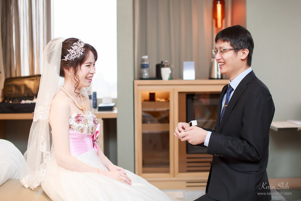 新竹喜來登迎娶-婚禮紀錄
