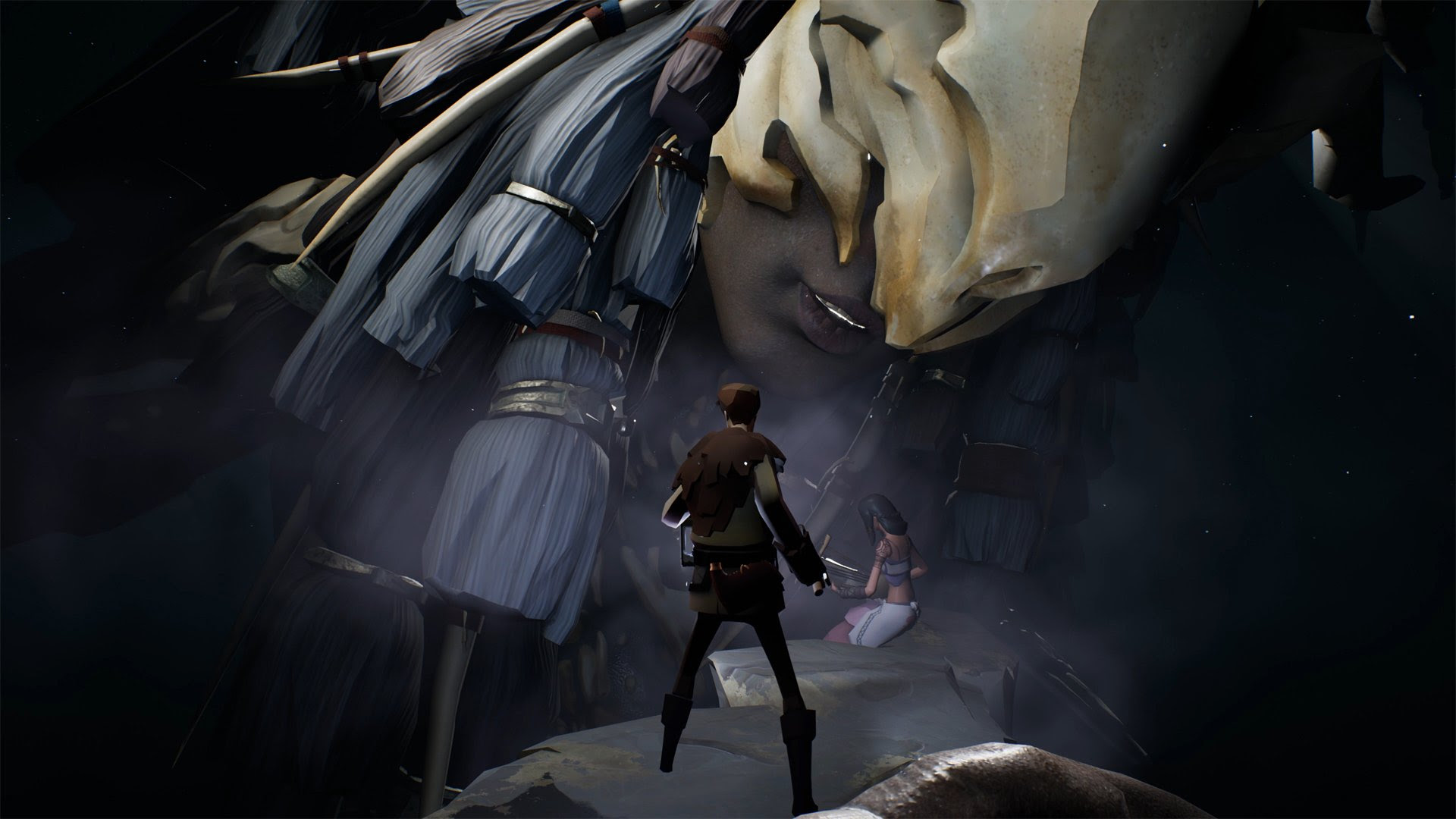 Ashen is one to watch if you're longing for more Souls screenshot