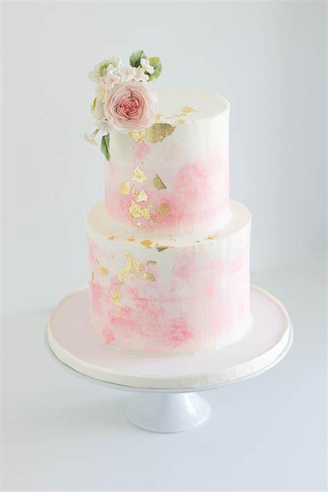 50 of the Prettiest Pink Wedding Cakes   OneFabDay.com Ireland
