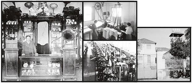 Empreendedorismo;Moda;Liderança;Lupo;Henrique Lupo;Fábrica;anos 60;Sede;Araraquara (Foto: Arquivo Pessoal)