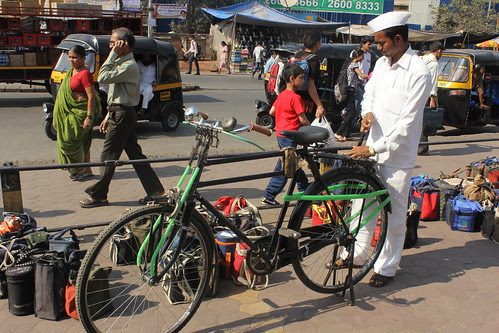 Dabbawalas Of Bandra Station.. by firoze shakir photographerno1