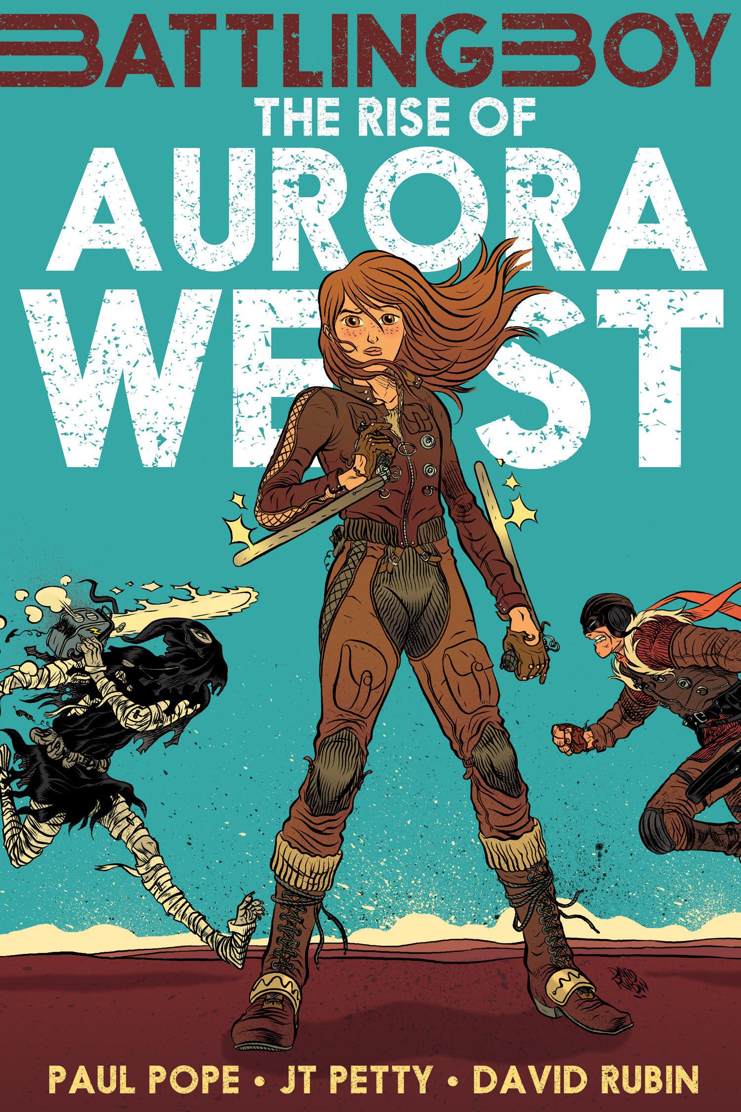 Resultado de imagen de Aurora West
