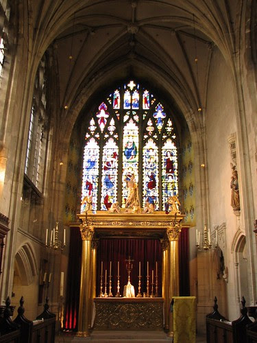 Pusey House Sacrament Altar