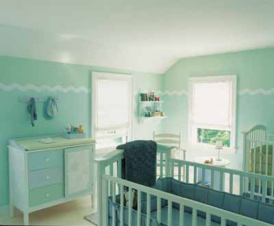 Nursery ideas: Colors you will love!