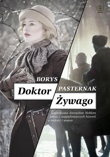 Okładka książki Doktor Żywago
