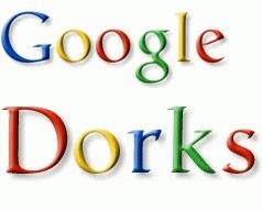 All Google Dorks List 2015