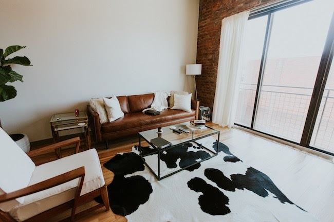 Modern Boho Loft Bedroom