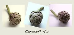 Food - Carciofi N.3 (Collage)