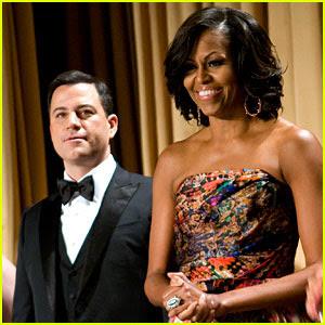 Watch Jimmy Kimmel's White House Correspondents Dinner 2012 Speech
