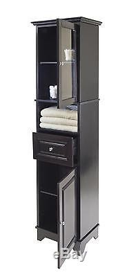 Beautiful Bathroom Storage Cabinet With Drawers images