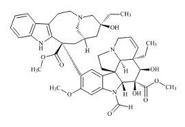 Vincristine Impurity D (Deacetyl Vincristine)