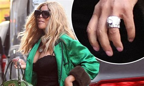 Wendy Williams flashes wedding ring in New York   Daily