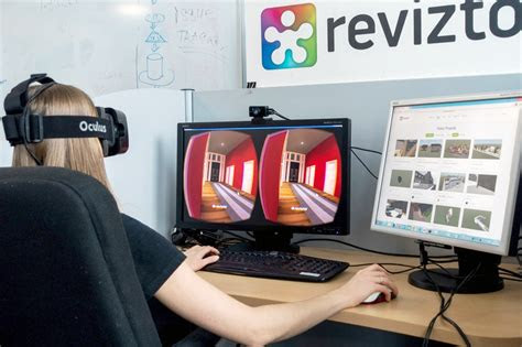 revizto quickly turns building models  virtual reality