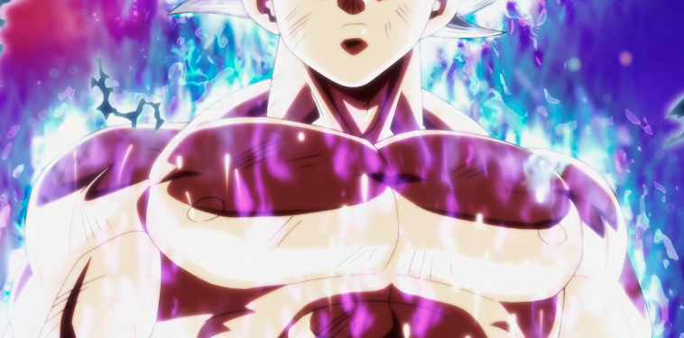 Dragon Ball Super Goku Ultra Instinct Mastered