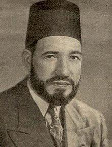 Hassan el-Banna, fondateur des Frères musulmans