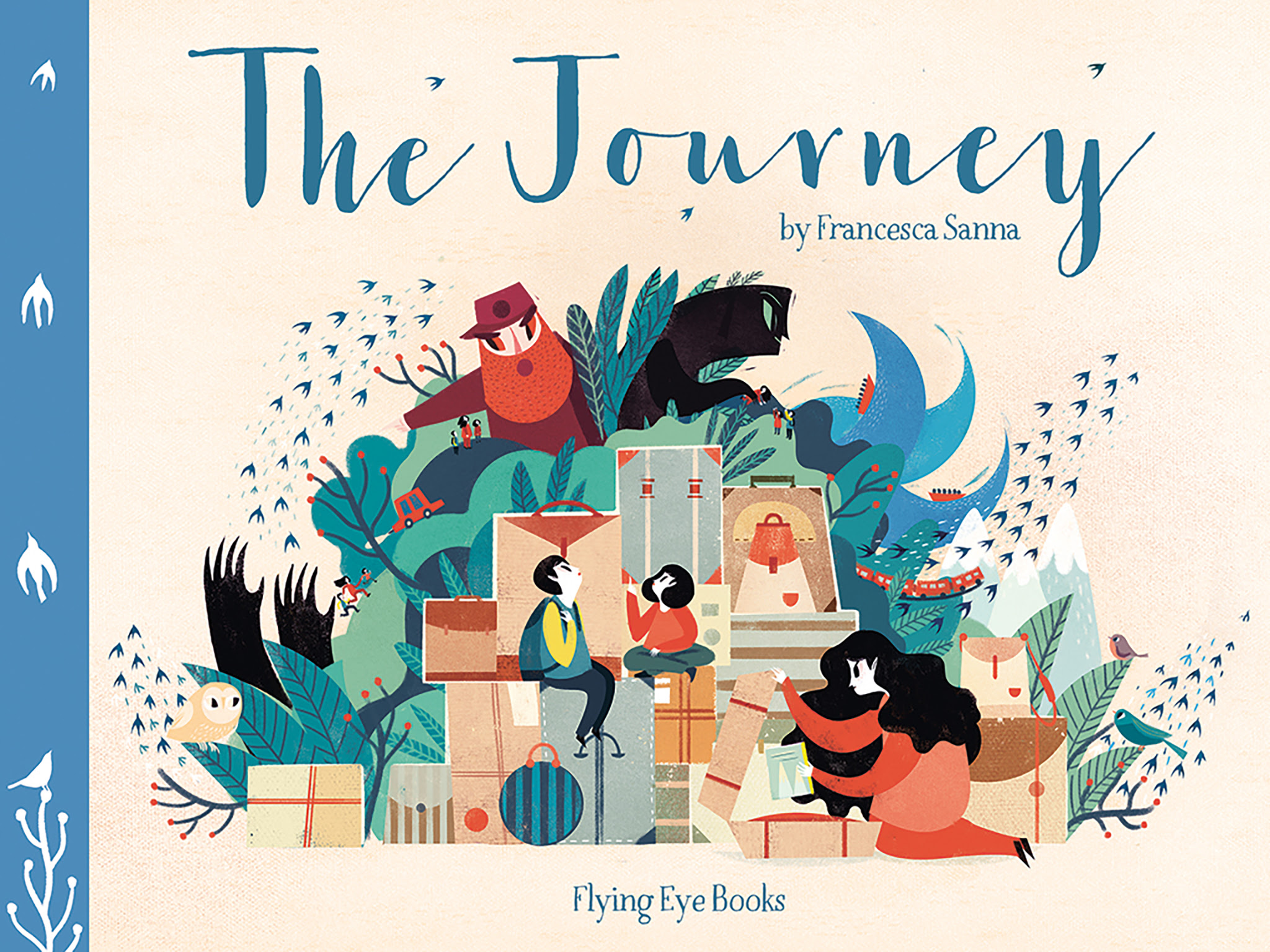 The Journey by Francesca Sanna