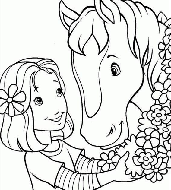 ausmalbilder pferde spirit  spirit lucky disney