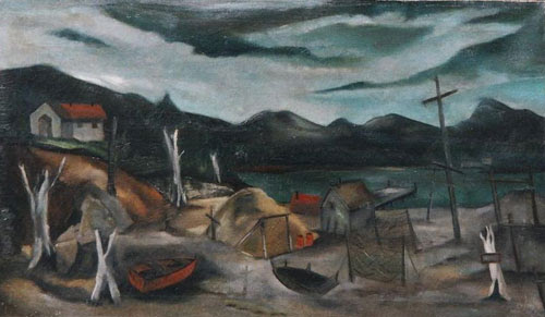 SitNews - Long-Lost Painting from Alaska WPA Expedition ...