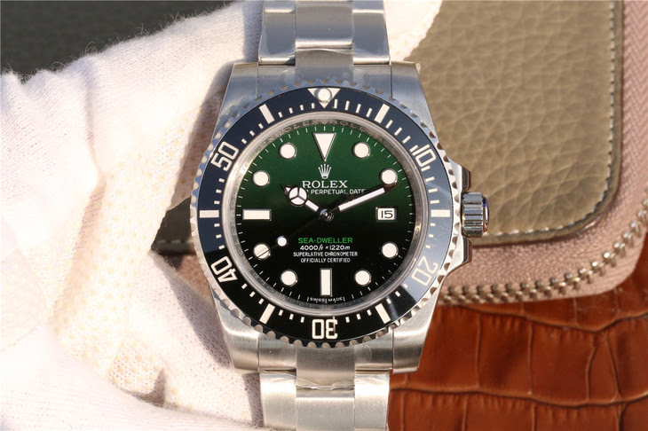 Rolex Sea-Dweller D-Green Replica