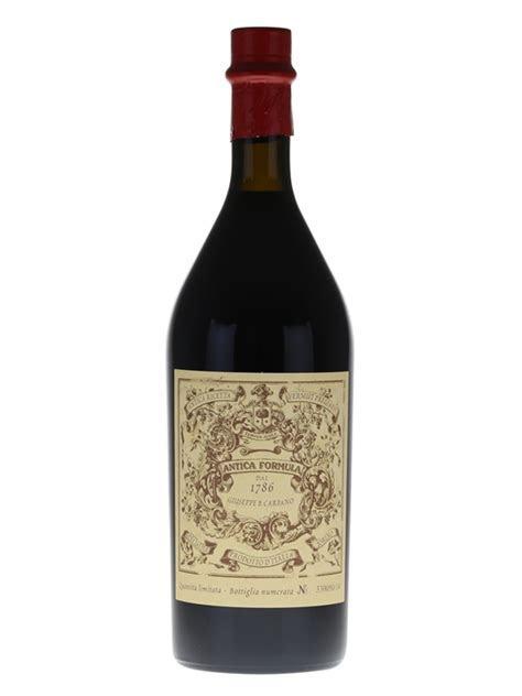 Antica Formula Carpano Vermouth : The Whisky Exchange