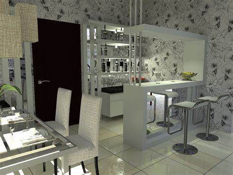 small kitchen interior design  mini bar tablehome