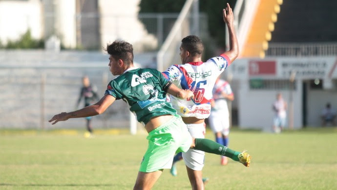 Grêmio Prudente x Tanabi (Foto: Sérgio Borges / NoFoco)