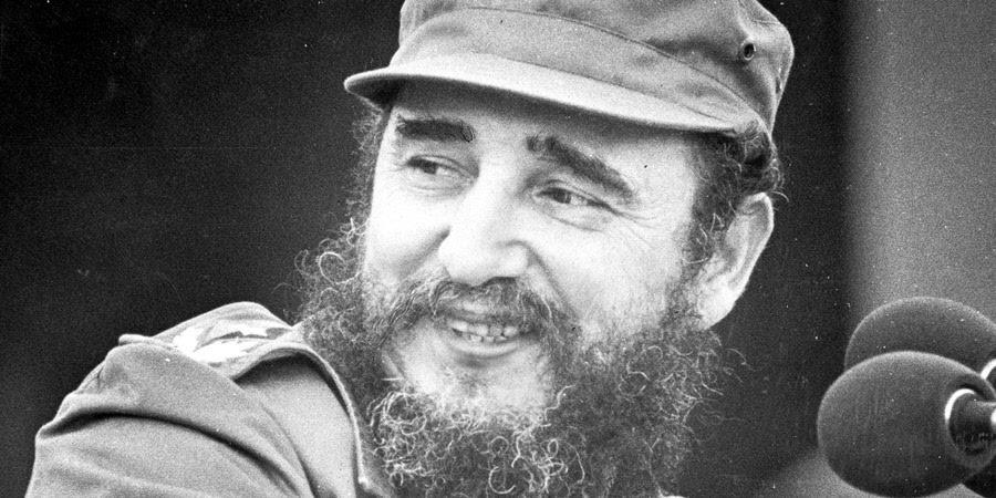 TORONTO, ON: Fidel Castro. Photo taken by Boris Spremo/Toronto Star Feb. 1, 1976.        (Boris Spremo/Toronto Star via Getty Images)