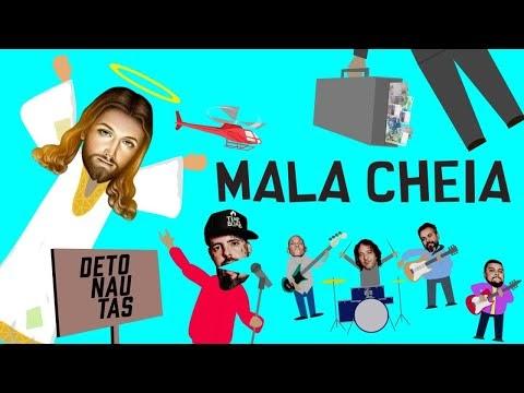 Detonautas Roque Clube lança Mala Cheia, música inédita que chega às plataformas digitais  pela Sony Music, quando a banda conquista o 4o lugar no Top 50 viral do Spotify