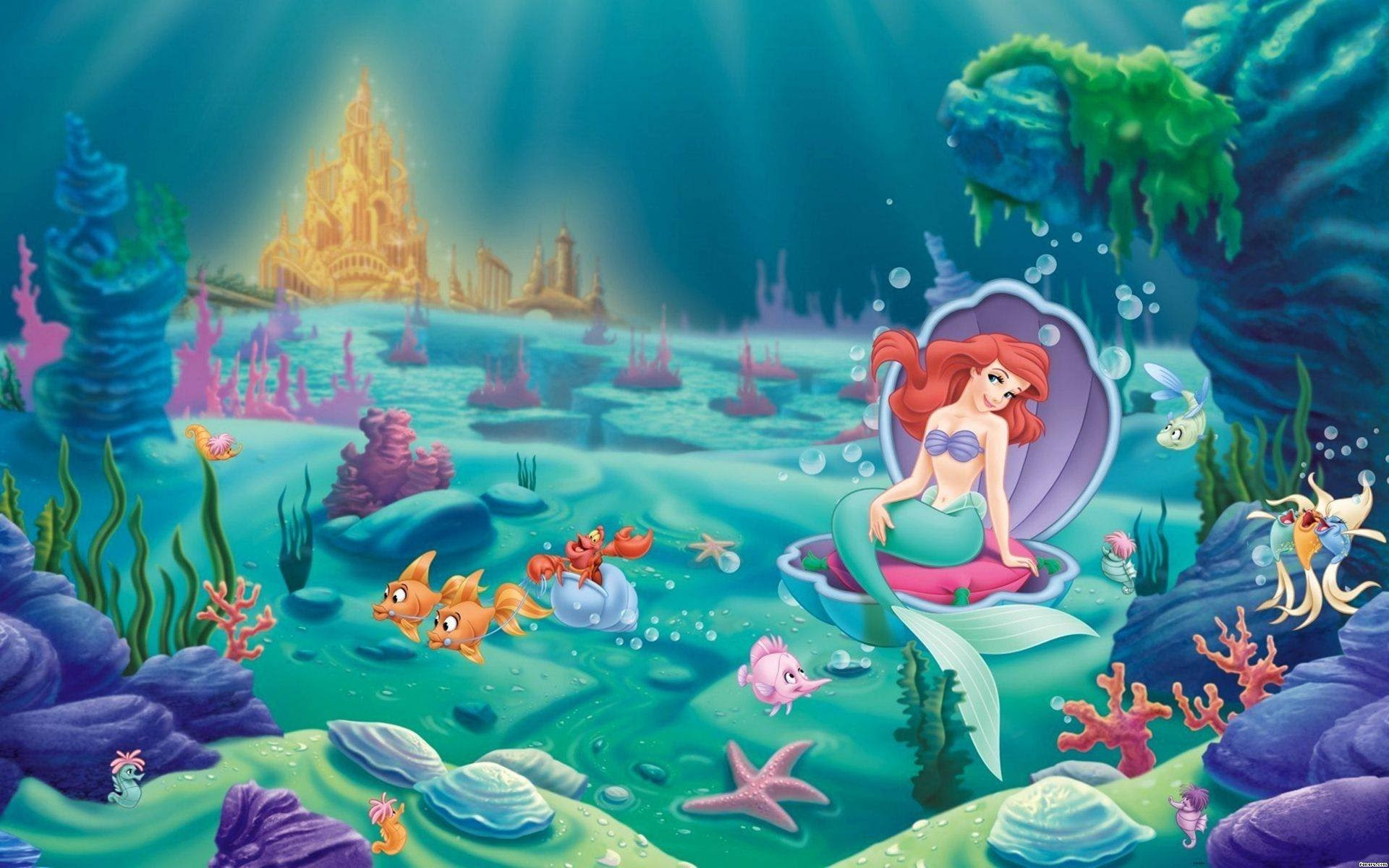Little Mermaid Wallpaper Iphone 63 Images