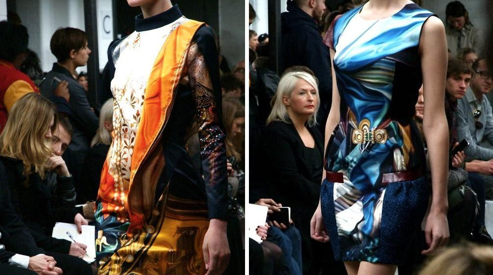 Mary Katrantzou Fall/10
