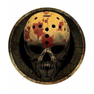 Dark Blood Axe shirt
