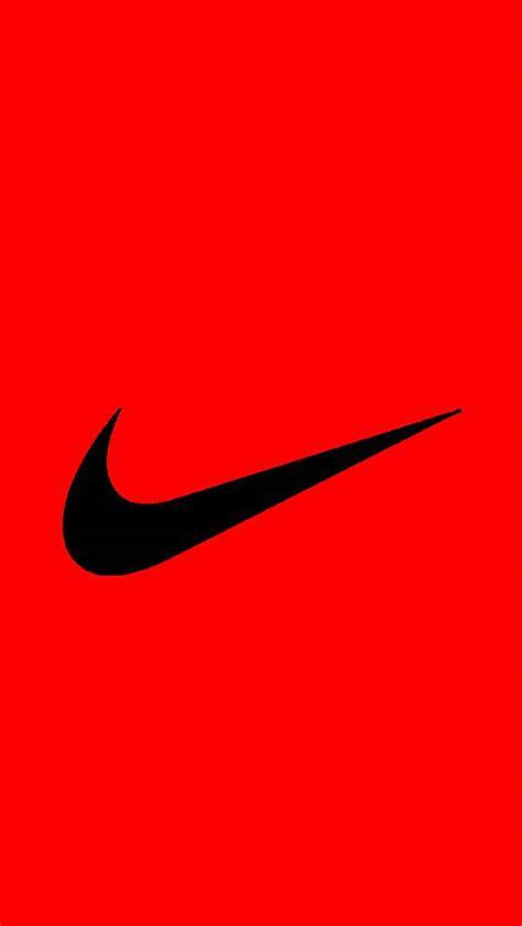 red nike logo wallpaper      zedge