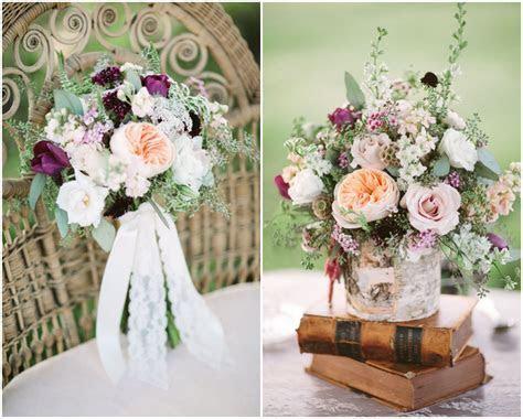 Earthy & Elegant Wedding Inspiration   Rustic Wedding Chic