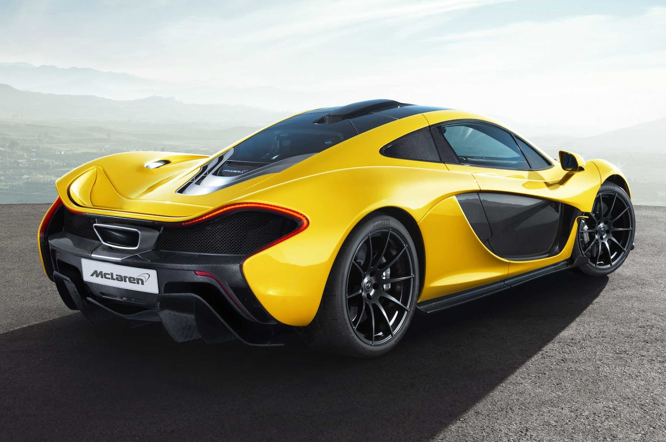 Could McLaren Be Preparing a HondaPowered 911Fighter?